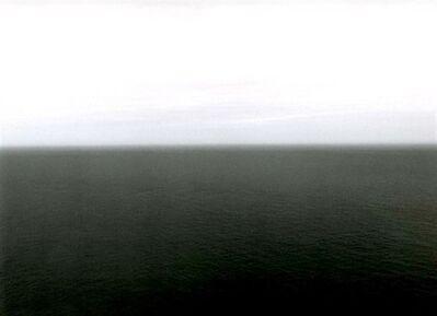 Hiroshi Sugimoto, 'Time Exposed:  #337 Irish Sea Isle of Man 1990', 1991
