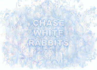Amanda Manitach, 'Chase White Rabbits', 2020