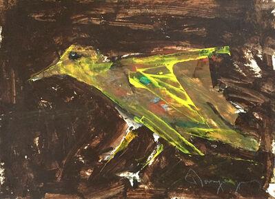 Paul-Henri Bourguignon, 'Yellow Bird (77-10912.03)', 1977