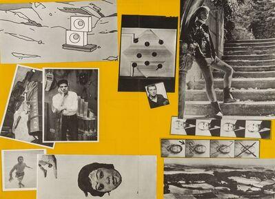 Richard Hamilton, 'Works in Progress', 1966