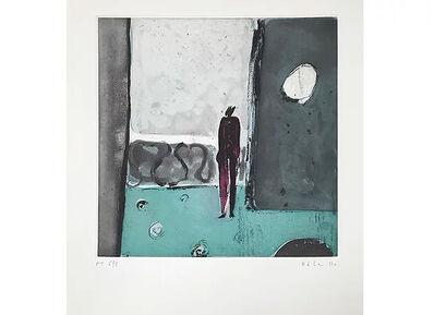 Joy Laville, 'Mujer en el balcón', 1923-2018