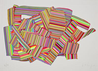 Marta Minujin, 'Geometria blanda II', 2014