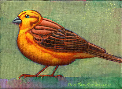 Ray-Mel Cornelius, 'State Bird: AL', 2019