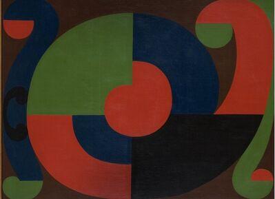 Arnaldo Ferrari, 'Composição nº.14', 1965