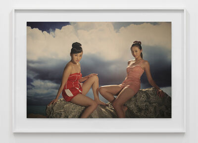 Yang Fudong, 'The Coloured Sky: New Women II, 5', 2014