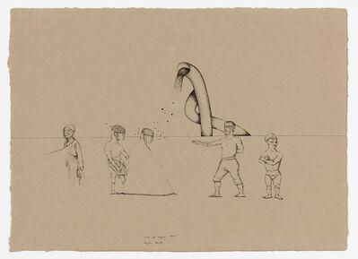 "Breyten Breytenbach, '""ceux qui nagent l'hiver""', 1972"