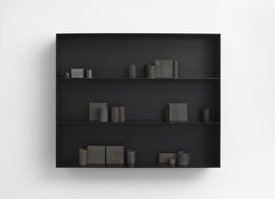 Edmund de Waal, 'to speak to you', 2015