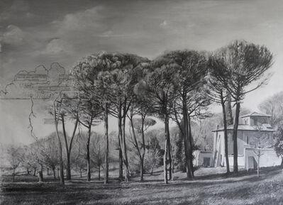 Cătălin Petrişor, 'And Thunders in the Form of House', 2017