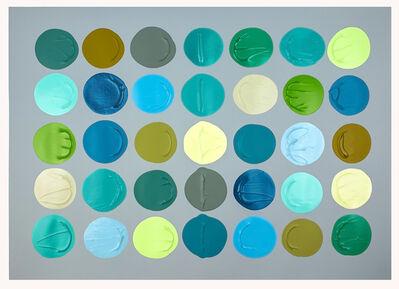 Logan Ledford, '1960 Blue', 2020