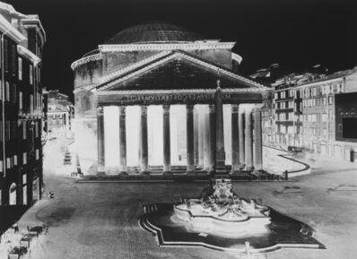 Vera Lutter, 'Pantheon, VI: July 15', 2020