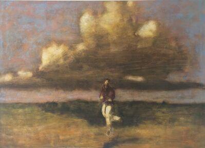 David Konigsberg, 'Jump Before the Little Woods ', 2008