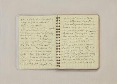 Jen Mazza, 'Nantucket Notebook', 2013