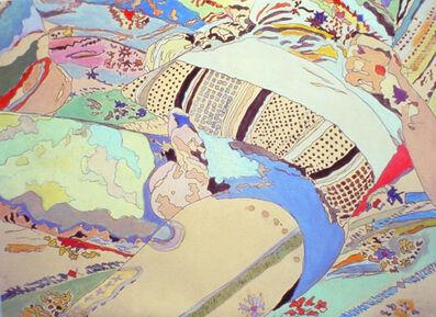 Eunice Golden, 'Dreamscape #6', 1980