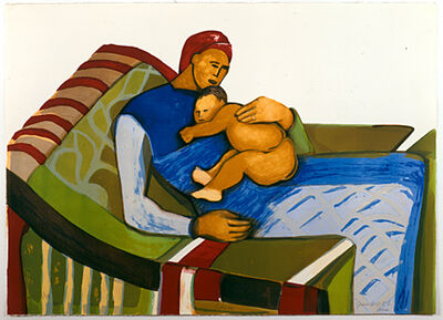 Gwendolyn Knight, 'Lullaby', 1992