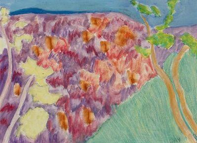 Sally Michel Avery, 'Autumn Hill', 1989