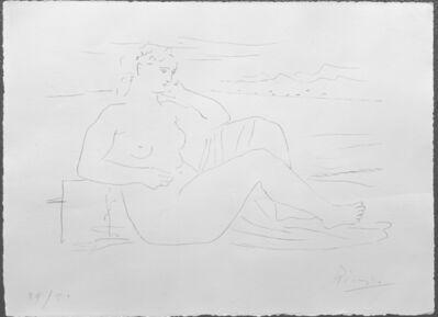 Pablo Picasso, 'Femme au Bord de la Mer', 1924