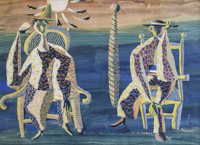 Jean Dallaire, 'Qui est Coupable?', 1948