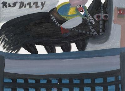 Raz Dizzy, 'The Big Money Race at Zans Park', 1998