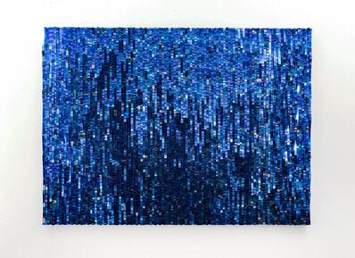 Katsumi Hayakawa, 'Blue Bits', 2018