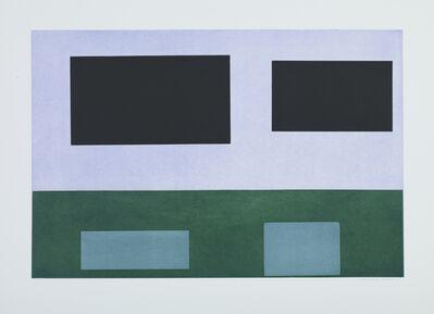Rodrigo Andrade, 'Untitled 08 from Mato, Onda e Abstrato (Forest, Wave and Abstract)', 2015