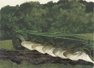 Jamie Wyeth, 'The Plow', 1983
