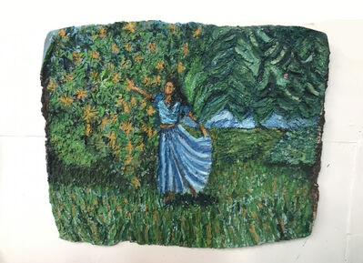 Jarrett Key, 'Ciara at Tree', 2020