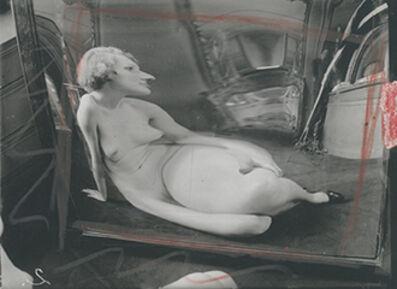 André Kertész, 'Distortion #2', Paris 1933