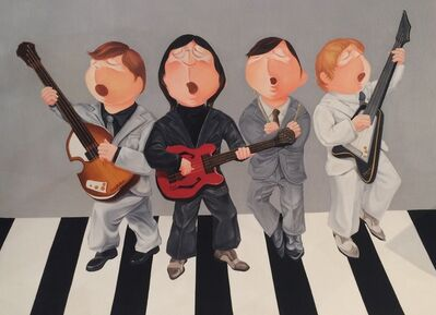 Wu Qiong, 'The Beatles'