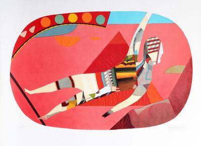 Max Papart, 'Acrobat', ca. 1982