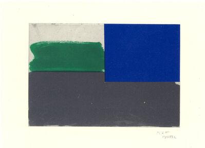 Alfons Borrell, 'Espais 1', 1990