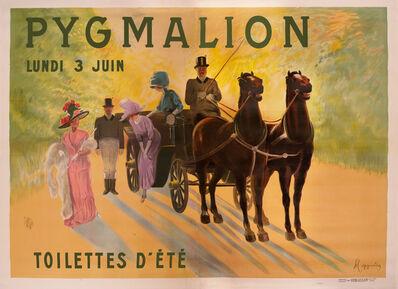 Leonetto Cappiello, 'Pygmalion - Parisian Department Store - EXTRA LARGE', ca. 1910