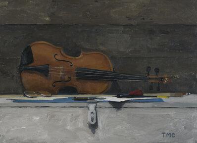 Todd M. Casey, 'Violin study', 2015