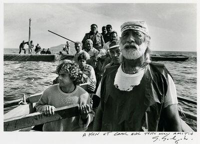 Sebastião Salgado, 'Sicilian Fishermen', 1993