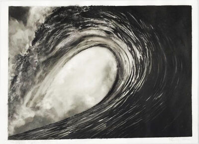 Robert Longo, 'Untitled Study (Pipeline, Hawaii, 2000)', 2000