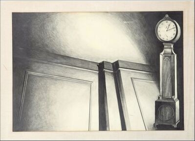 Lowell Nesbitt, 'Studio Wall Clock ', 1968