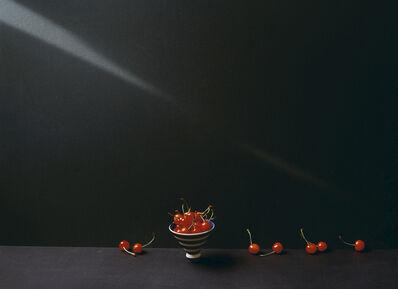 Shoji Ueda, 'Portrait of cherries'