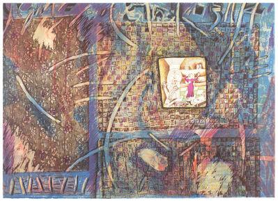 Candida Alvarez, 'Los Enamorados', 1986