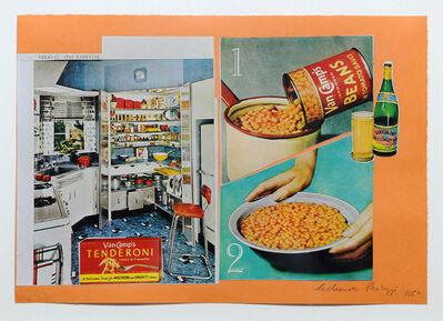 Eduardo Paolozzi, 'Improved Beans', 1972