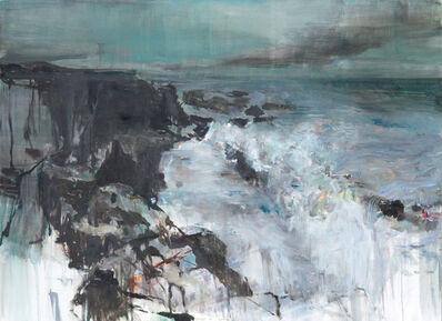 Edwige Fouvry, 'Cote Sauvage', 2014