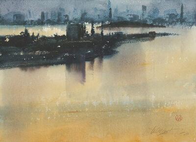 William Matthews, 'NYC Sketch 64', 2017