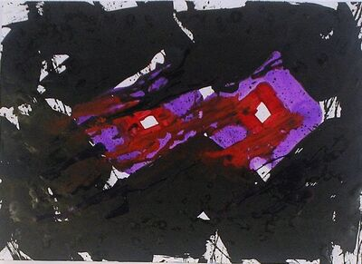 Sam Francis, 'Untitled, Ref: SF80179', 1981