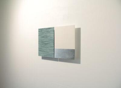 Masayuki Tsubota, 'the wall of self (YT-1078)', 2017