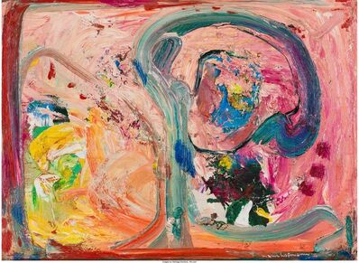 Hans Hofmann, 'Pink Phantasie', 1950