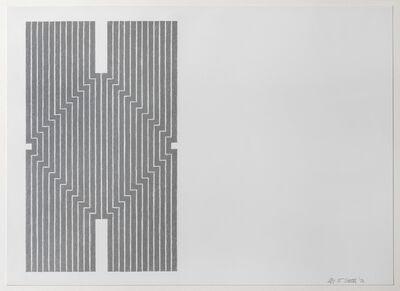 Frank Stella, 'Aluminum Prints (Complete Portfolio)', 1970