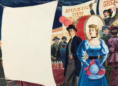 Robert Patterson, 'At the Fair, Magazine Story Illustration'