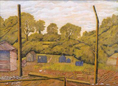 James Lloyd, 'Hen Coops'