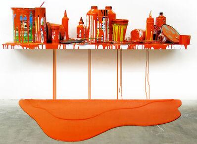 Jorge Magyaroff, 'Escenario Naranja (1)', 2014