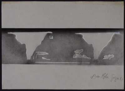 Anna Bella Geiger, 'Untitled (America Latina)', 1981