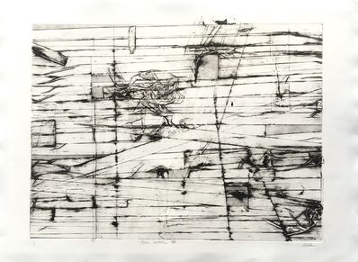 Cullen Washington, Jr., 'Space Notation 7', 2014