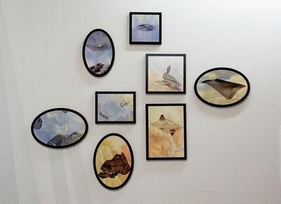 Ana Benedetti, 'Topografías', 2017